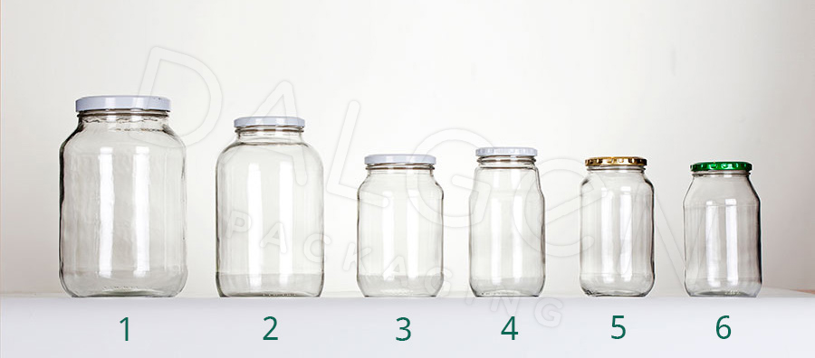 CATERING JARS & 750ML'S - LIDS