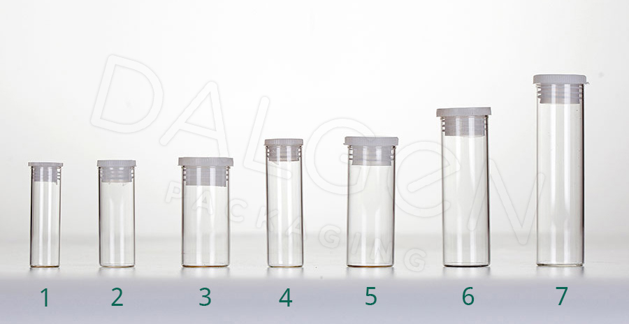 GLASS VIALS