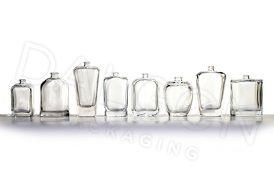 GLASS EDT BOTTLES FLINT