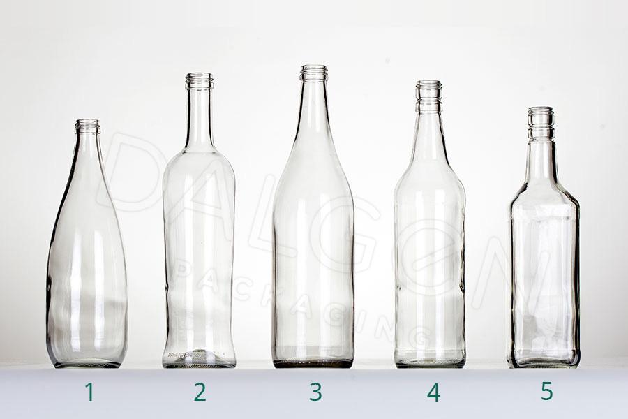 Dalgen Bottles & Glass Jars Durban - Dalgen Packaging
