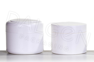 125ML PLASTIC COSMETIC JARS