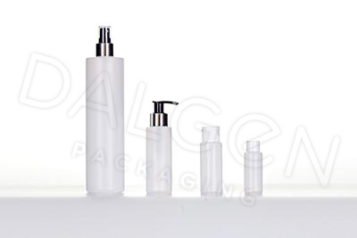 PLASTIC FLAT NECK BOTTLES & CLOSURES
