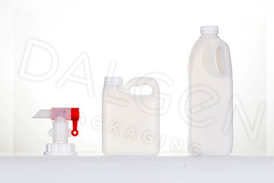 PLASTIC JERRY CANS & DAIRY