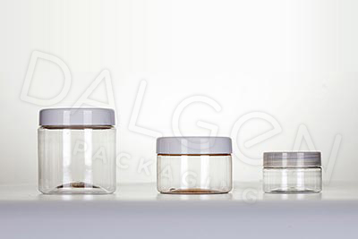 PLASTIC ROYAL JARS