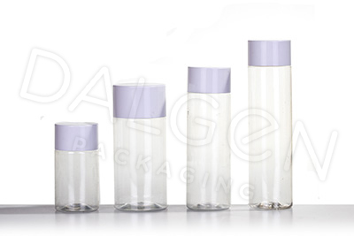 SLIMLINE CLEAR BOTTLES